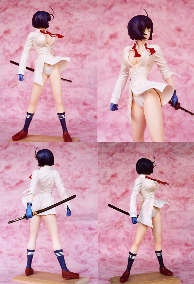 Ryomou Shimei 5 (Completed) (Resin Kit) Item picture2