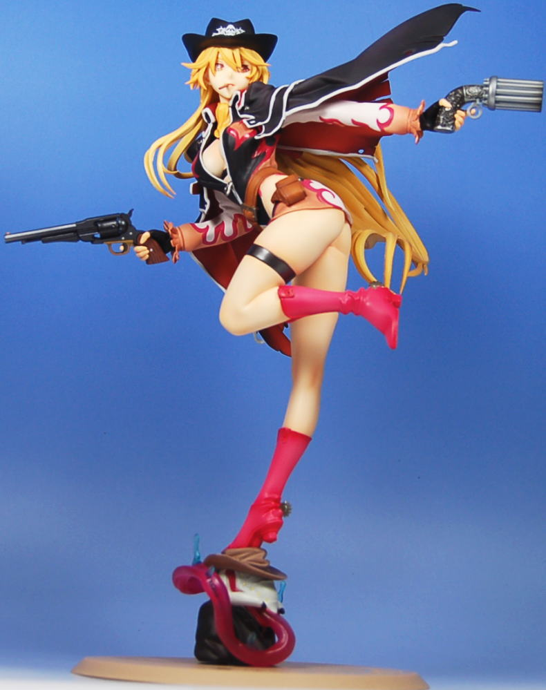 Miss Nobody (PVC Figure) Item picture11