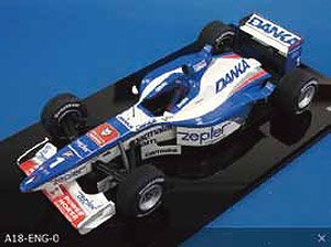 ARROWS A18 GP of BRITISH 1997 (レジン・メタルキット)