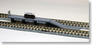 Shorty Platform G compatible with B-Train Shorty (S70) (Unassembled Kit) (Model Train)