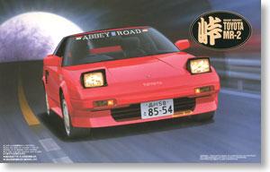 mit//ohne Schlüsselanhänger Toyota MR2 AW11 Fujimi 1//24