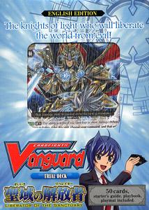 Card Fight Vanguard VGE-TD08 Trial Deck Vol.8 English ver Liberator Sanctuary