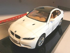 2008 BMW M3 Coupe (White) (Diecast Car)