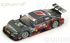 Audi RS 5 No.15 Audi Sport Team Abt (ミニカー)