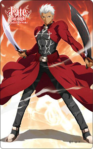 Fate Stay Night Unlimited Blade Works Ic Card Sticker Archer