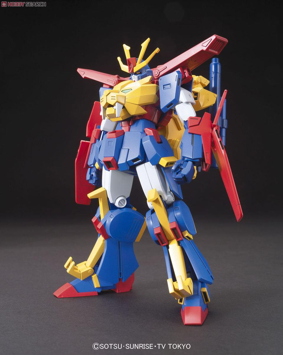 Gundam Tryon 3 (HGBF) (Gundam Model Kits) Item picture7