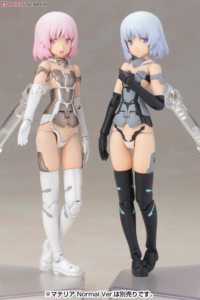 Frame Arms Girl Materia White Ver. (Plastic model) Other picture2