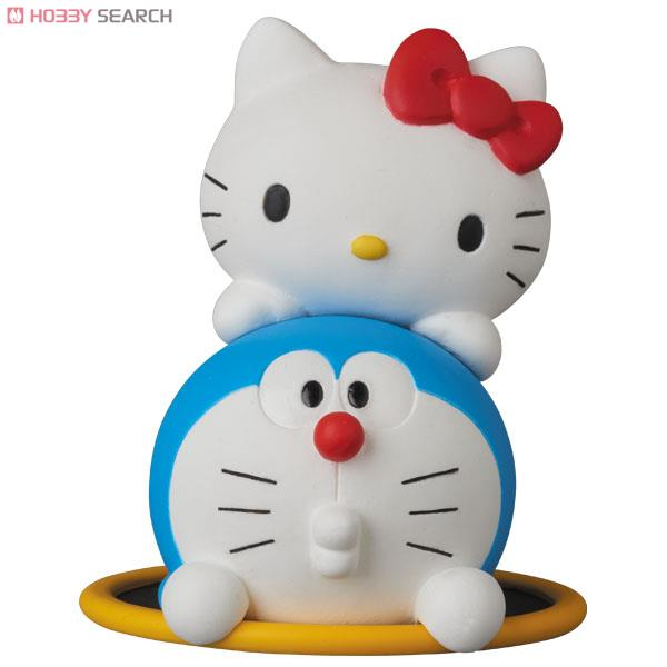 UDF Doraemon Meets Hello Kitty Doraemon x Hello Kitty & Going Through Hoop (Completed) Item picture1