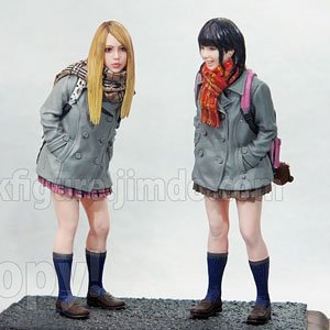 JK Figure Series JKC-v2-12S (1/12 Scale) (Plastic model)