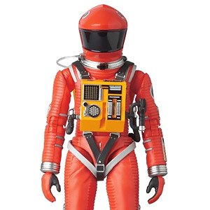 MAFEX No.034 MAFEX SPACE SUIT ORANGE Ver. (完成品)