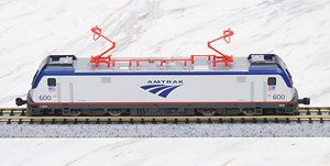 Siemens ACS-64 Amtrak #600 `David L. Gunn` ★外国形モデル (鉄道模型)