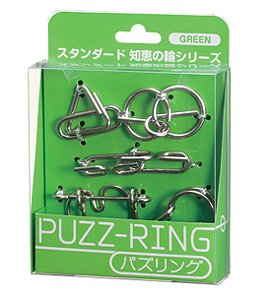 Puzz-Ring Green (Puzzle)