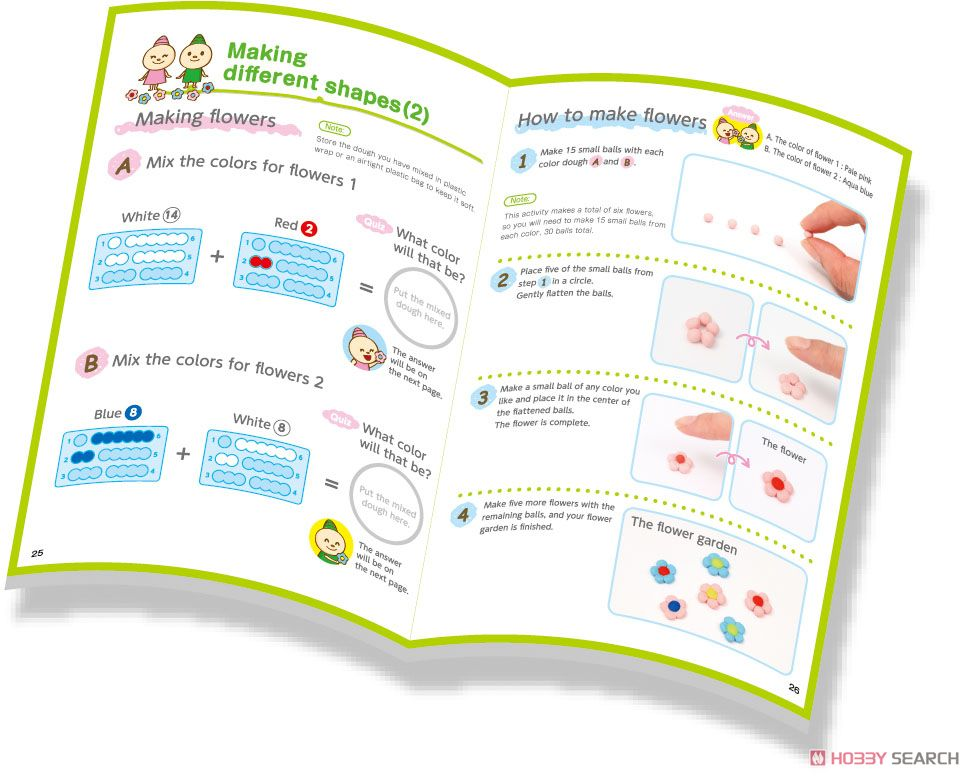 English version Playbook Mishmash Mixi Dough (Educational) Item picture3