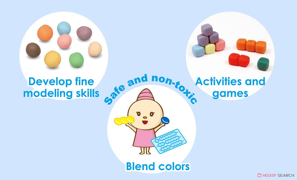 English version Playbook Mishmash Mixi Dough (Educational) Item picture4