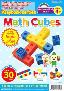 English version Playbook Math Cubes (Educational)