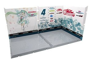 Dioramansion 150: Racing Miku 2017 Pit C (Anime Toy)