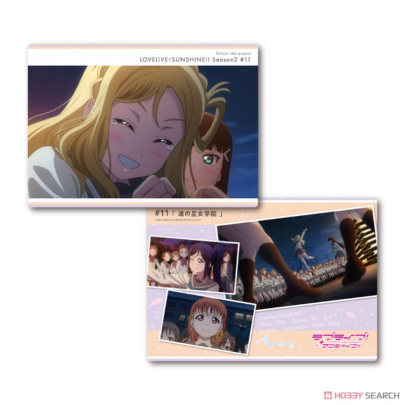 Love Live! Sunshine!! Sheet Collection Vol.2 (Set of 14) (Anime Toy) Item picture11
