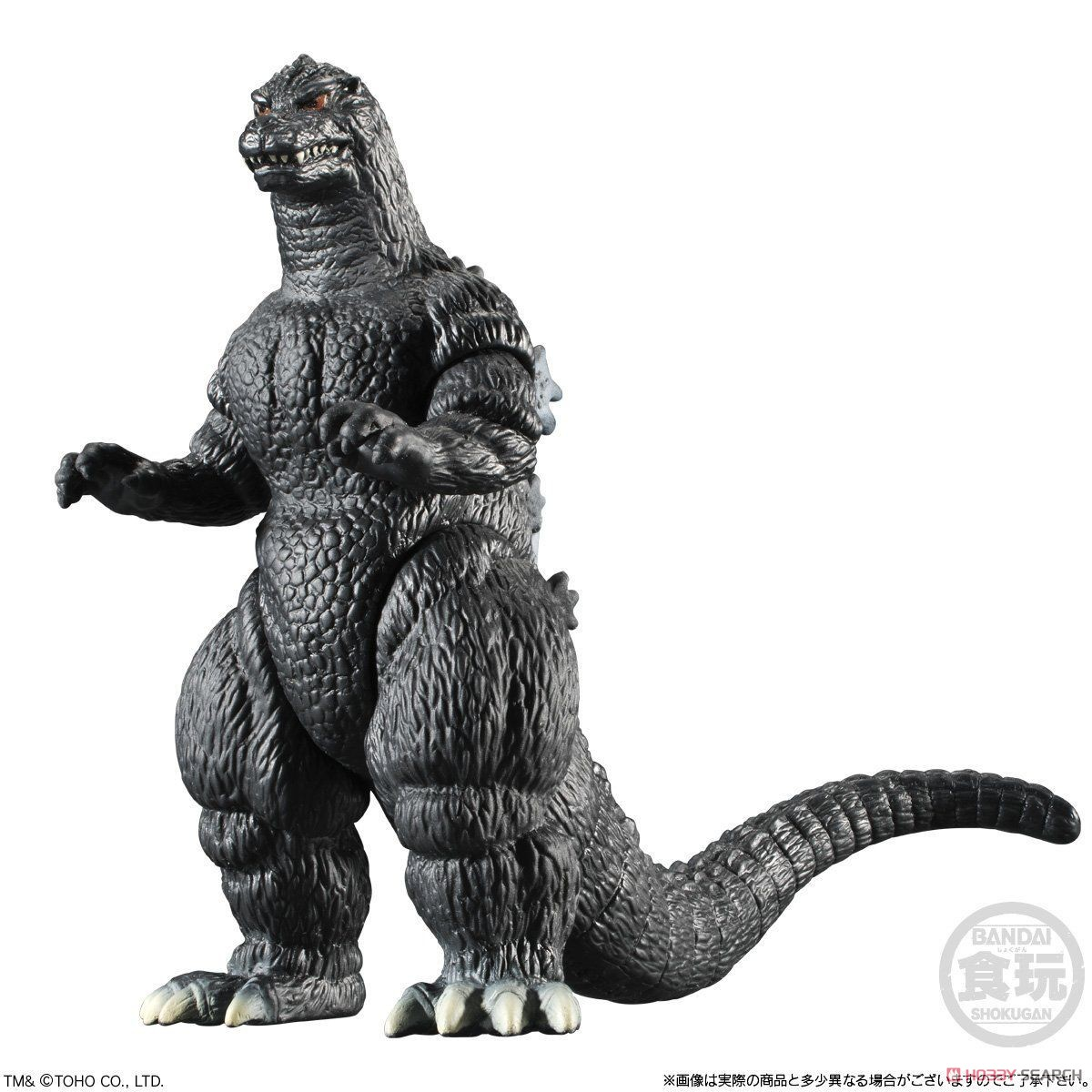 Godzilla Sincerity Complete Works Vol.2 (Set of 10) (Shokugan) Item picture4