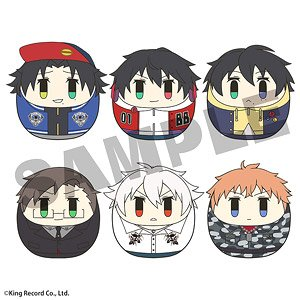 Corocot Hypnosismic -Division Rap Battle- Vol.1 (Set of 6) (Anime Toy)