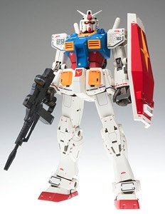GUNDAM FIX FIGURATION METAL COMPOSITE RX-78-02 ガンダム(40周年記念Ver.) (完成品)