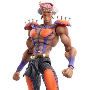 Super Figure Action JoJo`s Bizarre Adventure Part 2 [Esidisi] (PVC Figure)