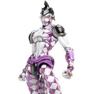 Super Figure Action JoJo`s Bizarre Adventure Part 5 [P.H] (PVC Figure)