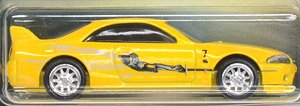 HW The Fast and the Furious Premium Assorted Original Fast Nissan Skyline GT-R (BCNR33) (完成品)