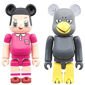 Be@Rbrick Chico & Kyoe 2Pack (Completed)