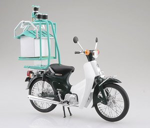 Honda Super Cub 50 w/Catering Carrying Box (Diecast Car)