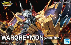 Figure-rise Standard War Greymon (Amplified) (Plastic model)