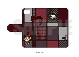 [Bungo Stray Dogs] Notebook Type Smart Phone Case (iPhone5/5s/SE) Pote-B (Anime Toy)