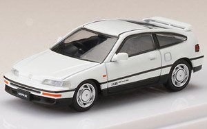 Honda CR-X SiR (EF8) White (ミニカー)