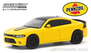 2017 Dodge Charger Daytona HEMI - Pennzoil Advertisement Car (ミニカー)