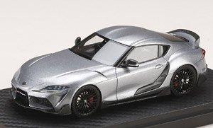 Neu Toyota Gazoo Japan Supra Modellauto 1:43 Silber