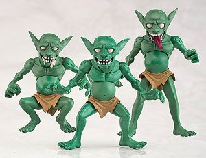 Goblin Village (3 Figure Set) (PVC Figure)