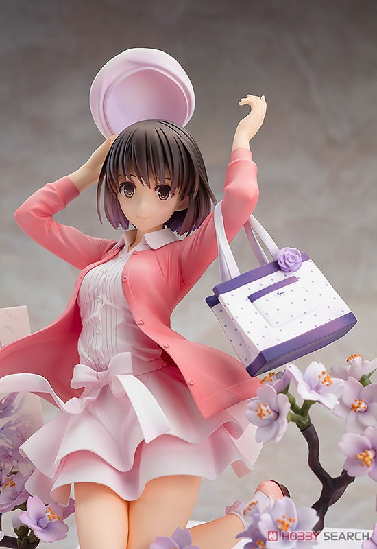 Megumi Kato: First Meeting Outfit Ver. (PVC Figure) Item picture6