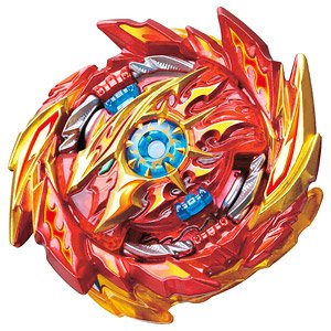 Byblade Burst B-159 Booster Super Hyperion.Xc 1A (Active Toy)