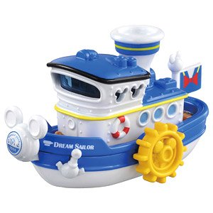 Disney Motors DM-06 Dream Sailor Donald Duck (Tomica)