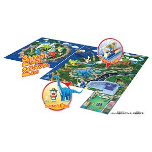 Ania [Nobita`s New Dinosaur 2020] New Dinosaur Island Play Map (Animal Figure)