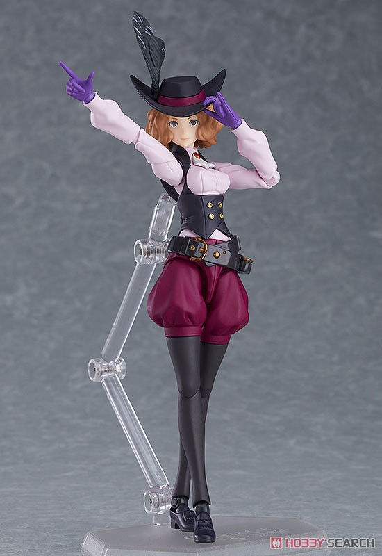 figma Noir DX Ver. (PVC Figure) Item picture5