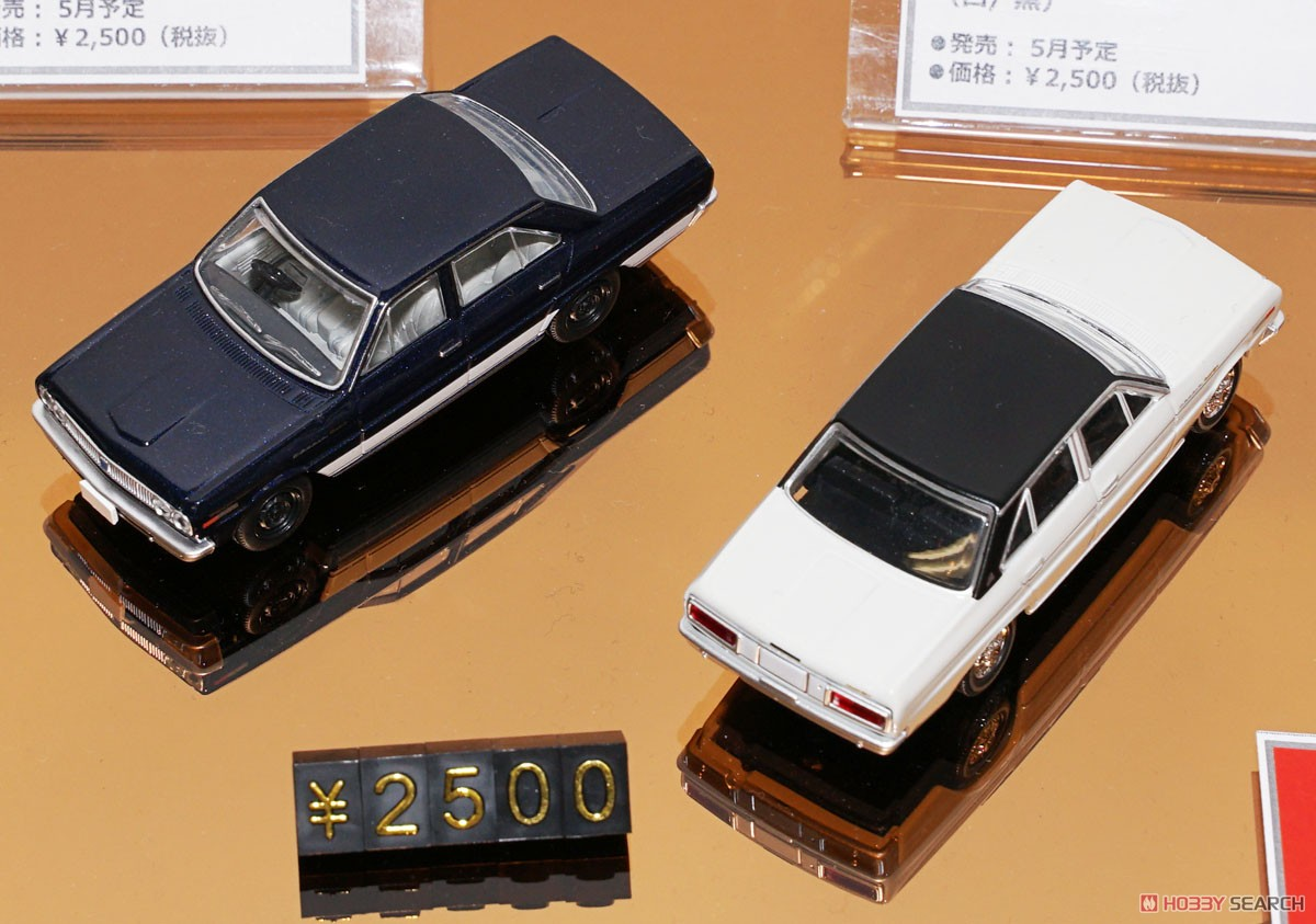 TLV-37c Cedric Personal 6 (Navy) (Diecast Car) Other picture2