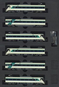 Tobu Series 500 `Revaty` Six Car Set (Limited) (6-Car Set) (Model Train)