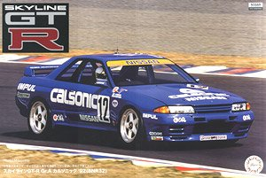Nissan Skyline GT-R Gr.A Calsonic`92 (BNR32) (Model Car)