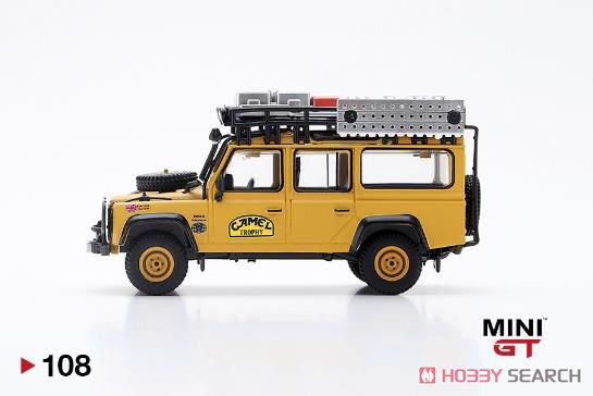 Land Rover Defender 1989 Camel Trophy Winner (RHD) (Diecast Car) Item picture2