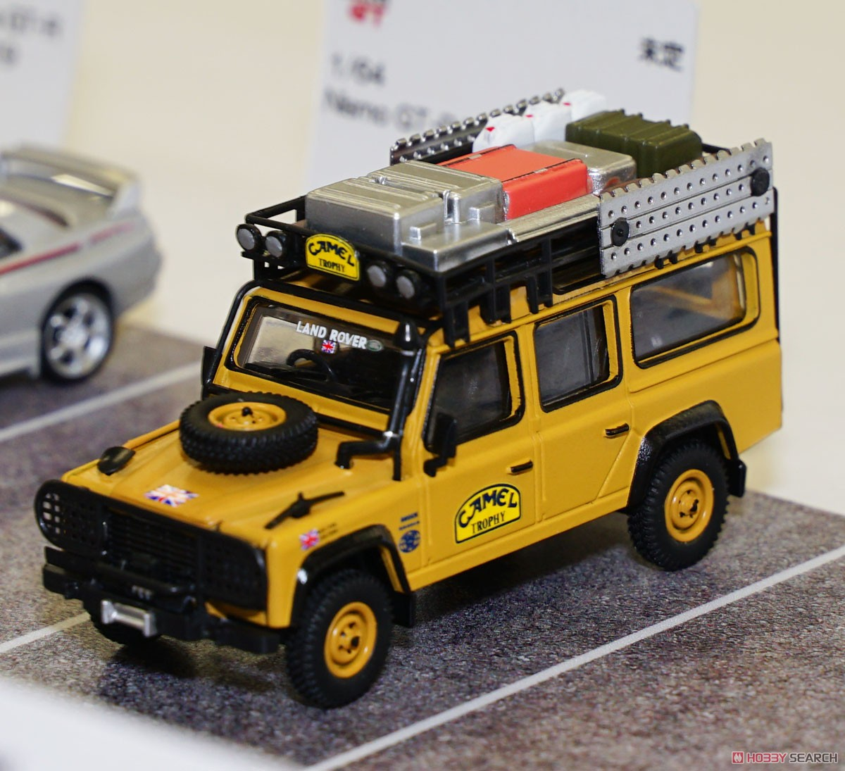 Land Rover Defender 1989 Camel Trophy Winner (RHD) (Diecast Car) Other picture2