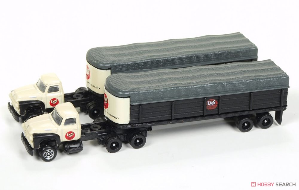 1954 Ford Tractor/Covered Wagon Set US Steel (Set of 2) (Diecast Car) Item picture1
