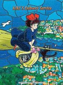 Kiki`s Delivery Service No.MA-C02 We Will Seliver. (Jigsaw Puzzles)