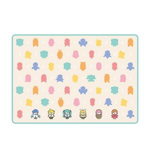 Piapro Characters Art by Study Blanket (Anime Toy)
