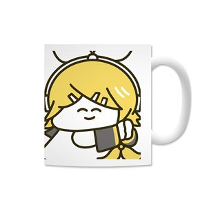 Piapro Characters Kagamine Rin Art by Study Mug Cup (Anime Toy)