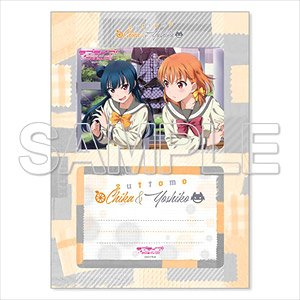 [Love Live! Sunshine!!] Good Friend Photo Stand Chika & Yoshiko w/Bromide (Anime Toy)